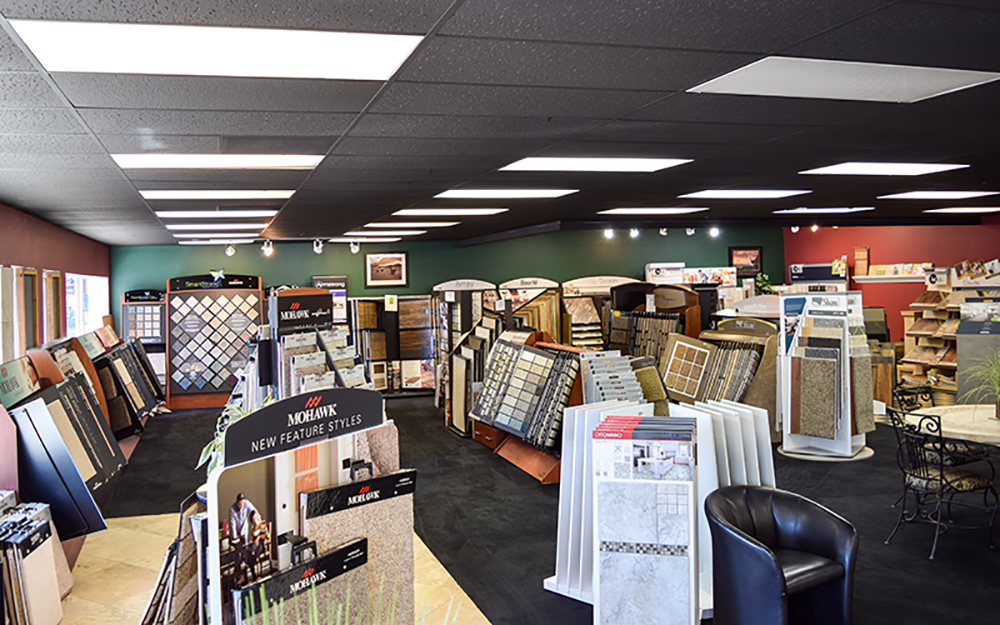 rileys flooring classic tile design showroom